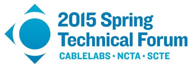 2015 Spring Technical Forum logo
