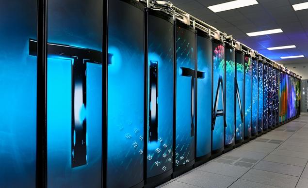 Oak Ridge Leadership Computing Facility (OLCF) - Titan