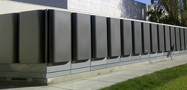 Bloom Boxes - Fuel Cells at Data Center